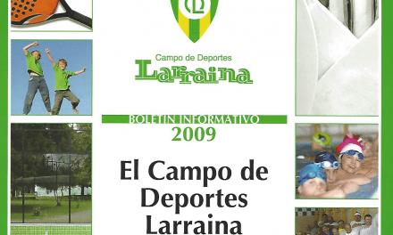 CD LARRAINA, UN CLUB HISTÓRICO