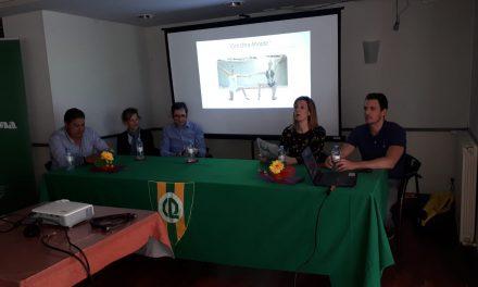 CD LARRAINA COMIENZA UN NUEVO PROYECTO