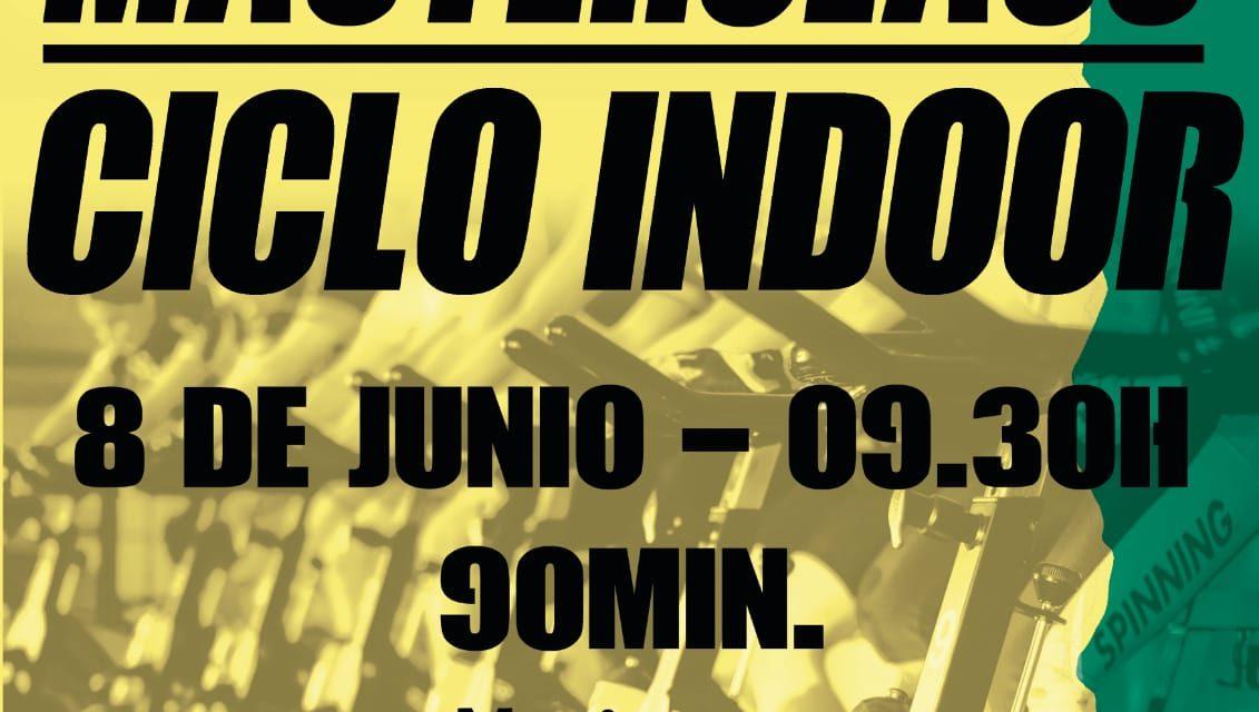 MASTERCLASS DE CICLO INDOOR