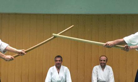 Comienzan las clases de Aikido