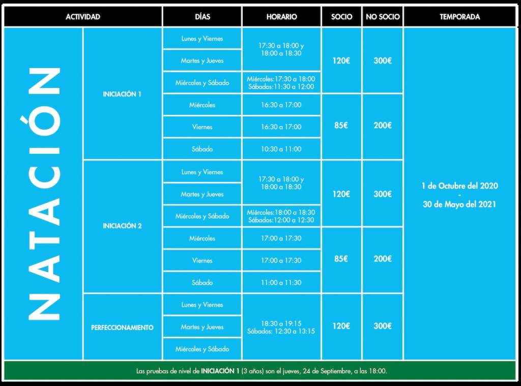 Actividades-secciones-larraina-natacion-2020-2021