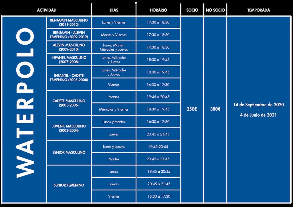 Actividades-secciones-larraina-waterpolo-2020-2021