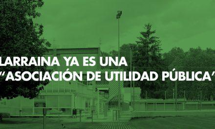 """El club recibe la declaración de """"Asociación de Utilidad Pública"""""""