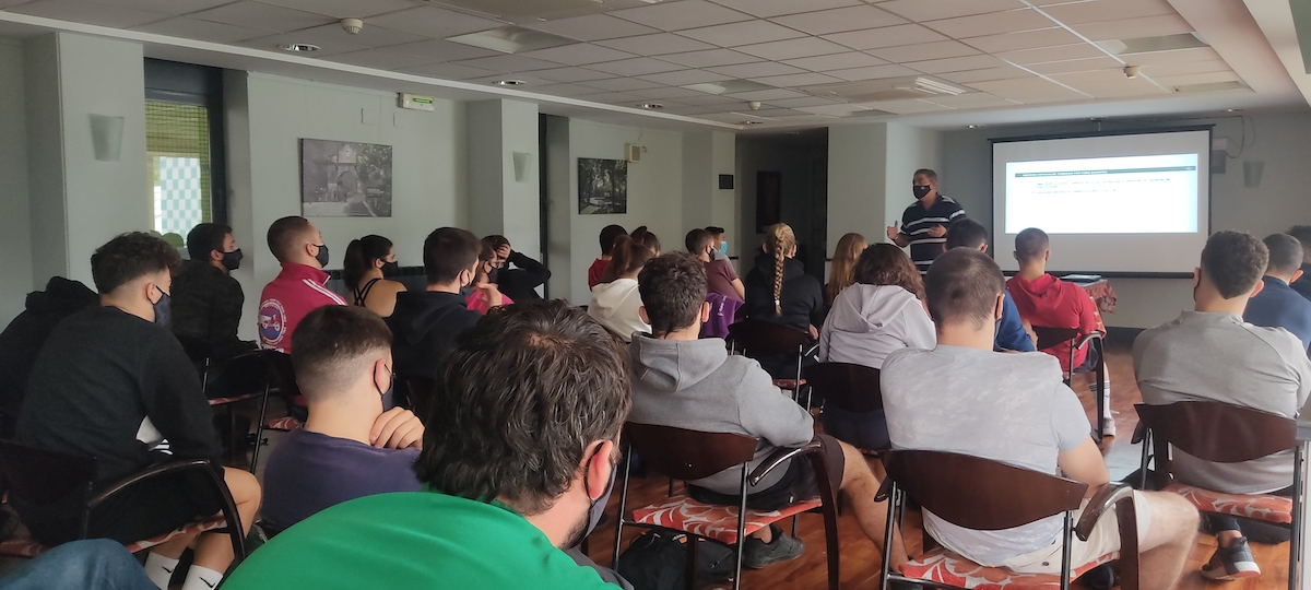 Un curso más colaborando con Foro Europeo
