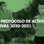 Inicio de la temporada deportiva 2020-2021 con nuevo protocolo