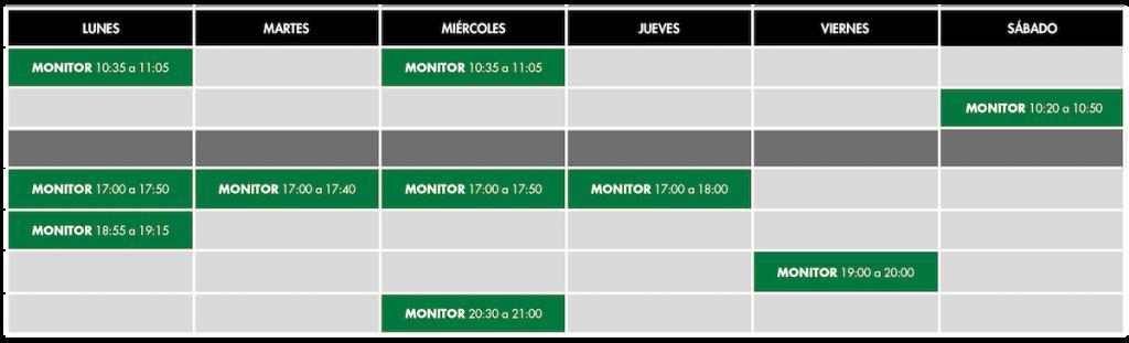 horario-monitores-gimnasio-larraina-2020