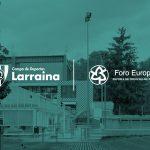 El Campo de Deportes Larraina colabora con Foro Europeo para organizar un programa de integración para los socios