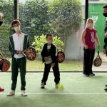 10 socios participan en el Programa de integración deportiva de Larraina y Foro Europeo