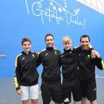 Campeonato de España de Clubes Frontón 30m de Paleta Goma